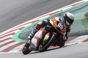 FIM Junior WK Moto3 - Barcelona
