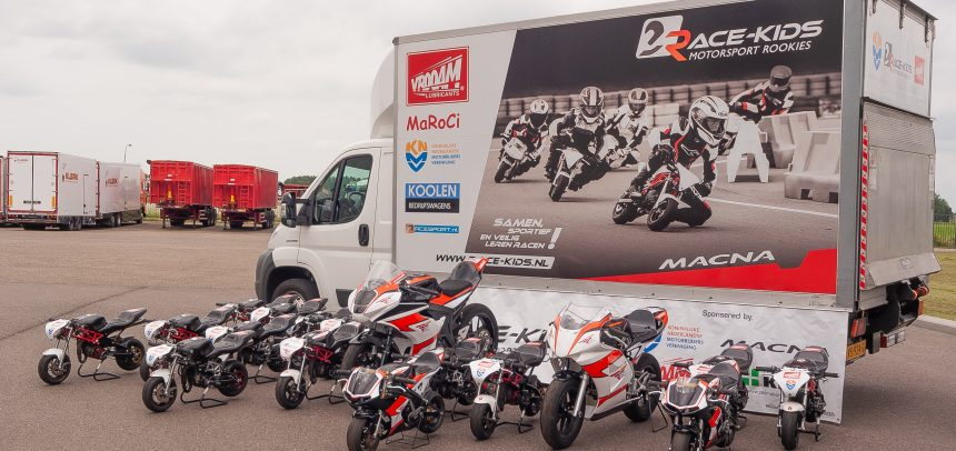 Gestolen motoren Dutch Racing Academy teruggevonden